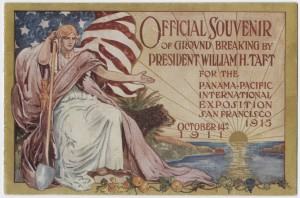 A Souvenir from President Taft